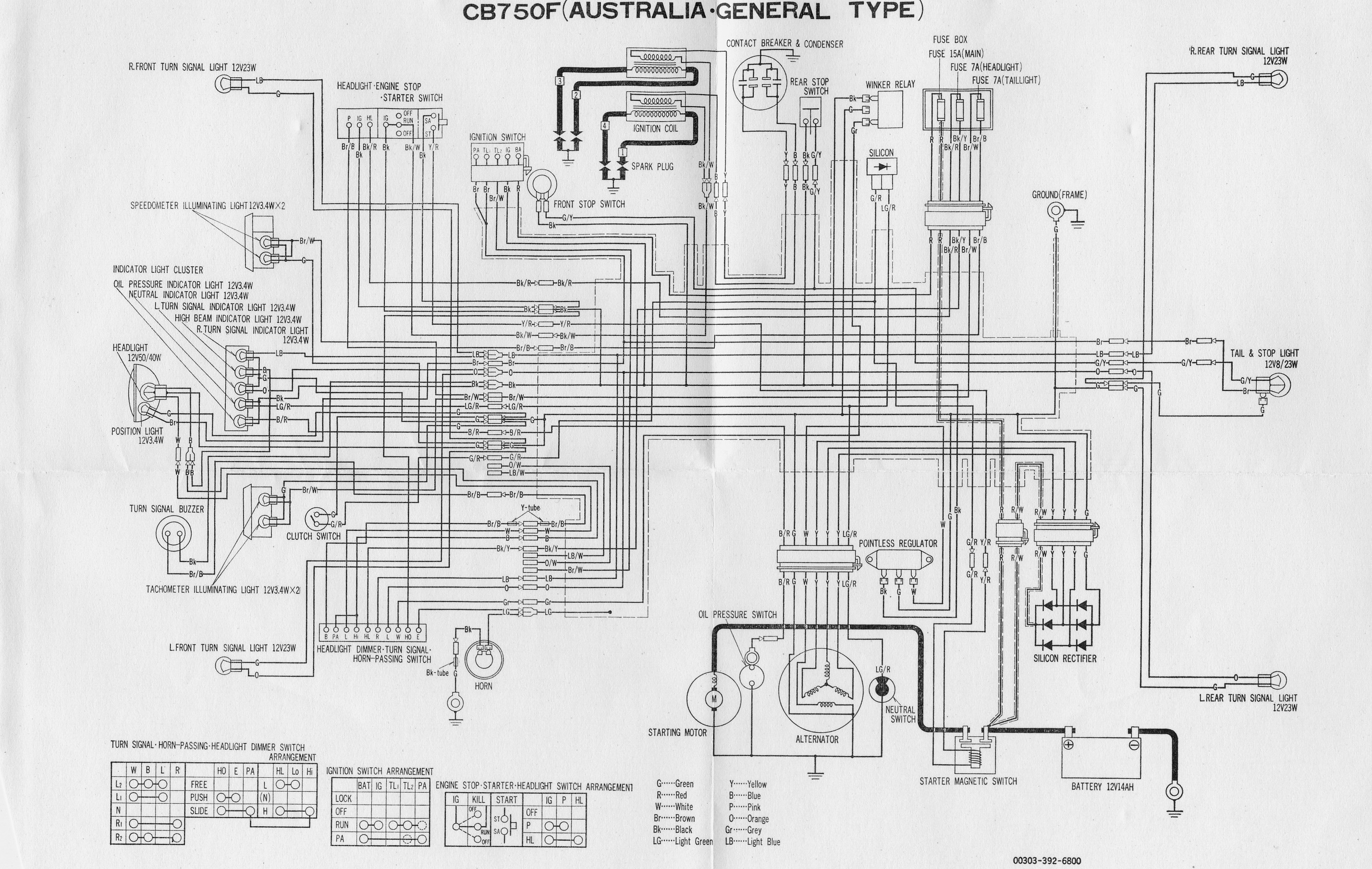 Electrical Wiring Diagrams 1982 Honda Express Nc50